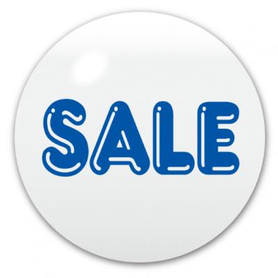 Blue – White Sale